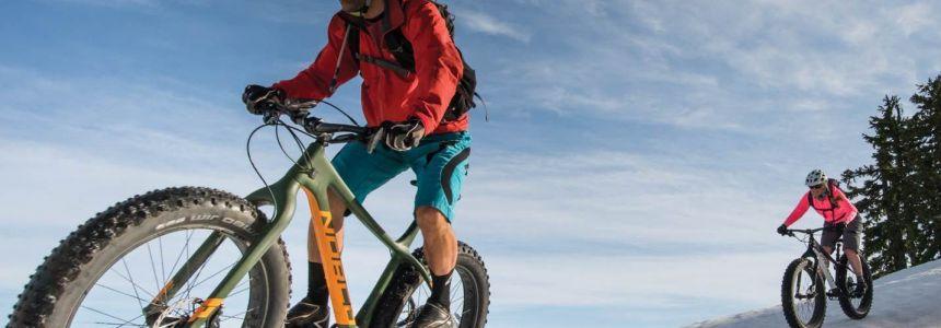 Fat Bike – 5 dôvodov prečo sa nebáť tučných gúm!