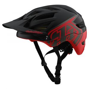 TLD A1 Mips - Classic Black/Red